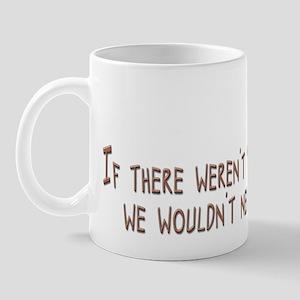 Broke Horseowner Mug