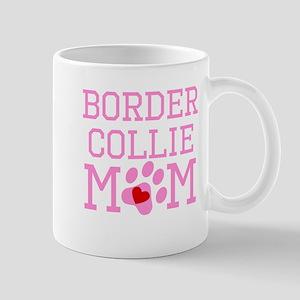 Border Collie Mom Mugs