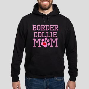 Border Collie Mom Hoodie