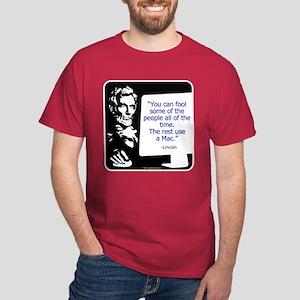 Lincoln Mac Dark T-Shirt