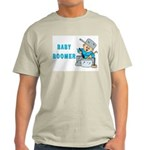 BABY BOOMER WITH DRUMS Light T-Shirt
