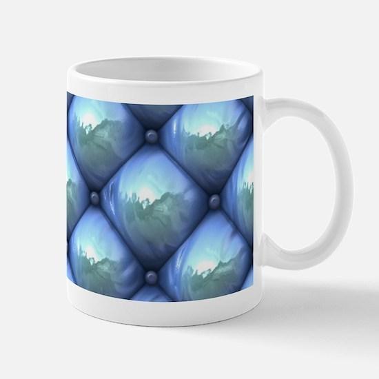 Silky Reflection blue Mugs