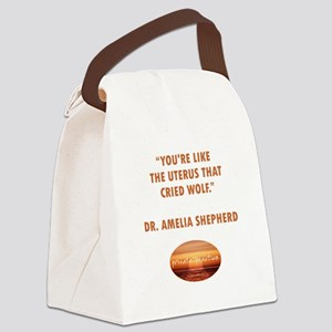 YOU'RE LIKE THE Canvas Lunch Bag