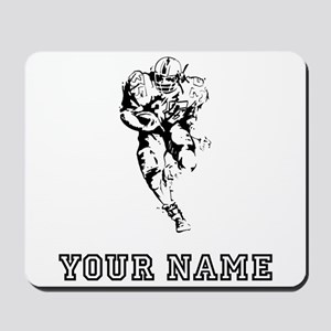 Running Back (Custom) Mousepad