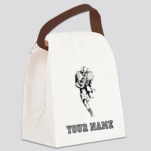 Running Back (Custom) Canvas Lunch Bag