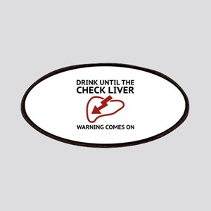 Check Liver Warning Patches