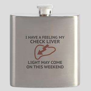 Check Liver Light Flask