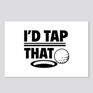 I'd Tap That Postcards (Package of 8)