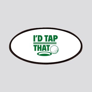 I'd Tap That Patches