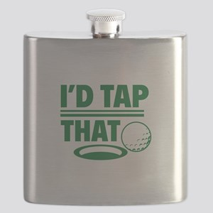 I'd Tap That Flask