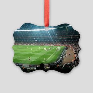 Arsenal Emirates Stadium Picture Ornament