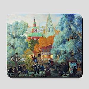 Kustodiev - Province Mousepad