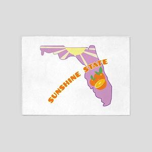 Sunshine State 5'x7'Area Rug