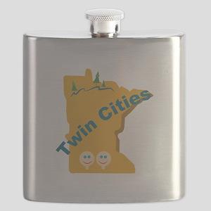Twin Cities Flask