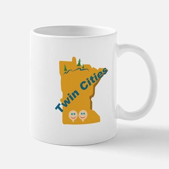 Twin Cities Mugs