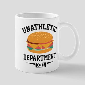 Unathletic Department Mug