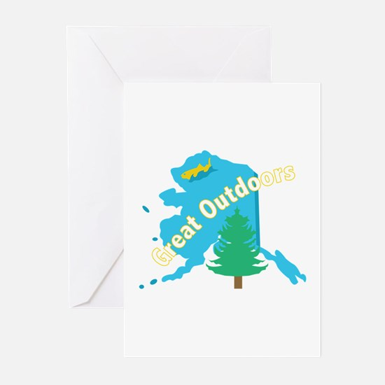 Great Outdoors Greeting Cards