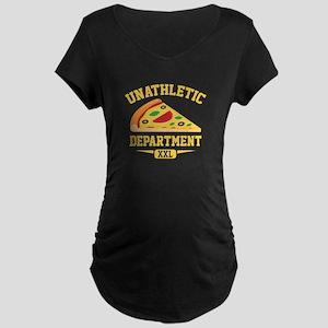 Unathletic Department Maternity Dark T-Shirt