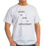 LUCK IS NOT A STRATEGY T-Shirt