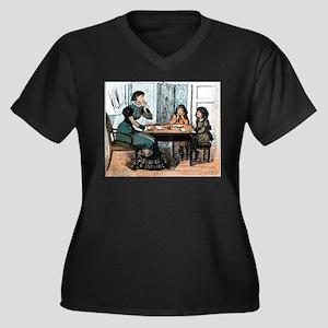 Homeschool Plus Size T-Shirt