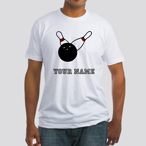 Bowling Ball And Pins T-Shirt