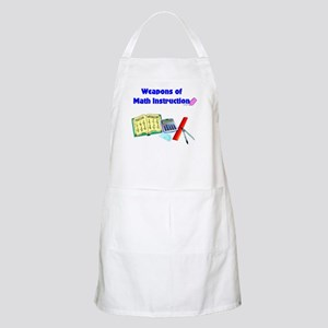 Scott's Weapons of Math Destruction BBQ Apron