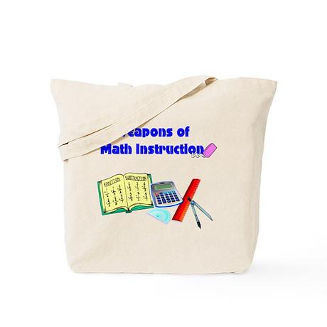 Scott's Weapons of Math Destruction Tote Bag