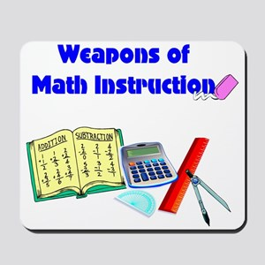 Scott's Weapons of Math Destruction Mousepad