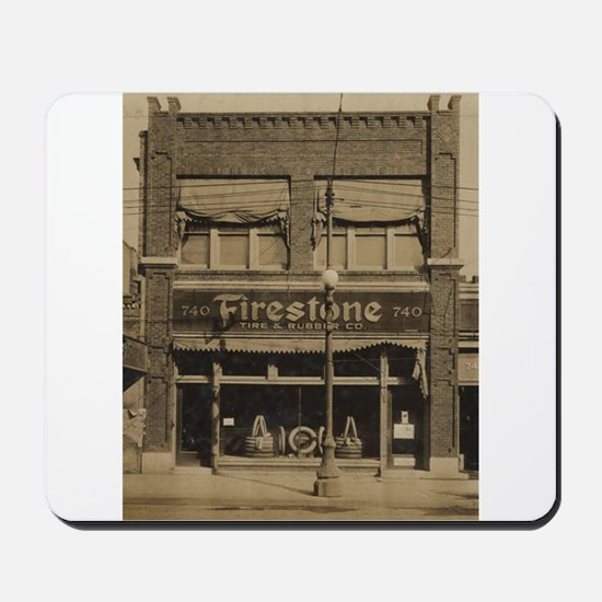 Firestone Tires Mousepad