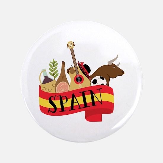 Spain 1 Button