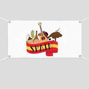 Spain 1 Banner