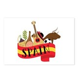 Spanish Postcards