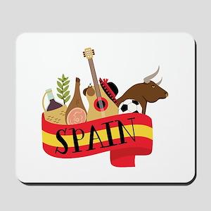 Spain 1 Mousepad