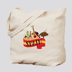 Spain 1 Tote Bag