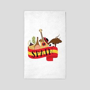 Spain 1 Area Rug