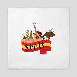 Spain 1 Queen Duvet