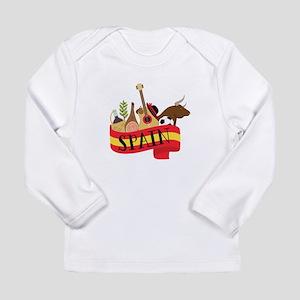 Spain 1 Long Sleeve T-Shirt