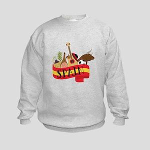 Spain 1 Sweatshirt