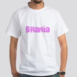 Shania Flower Design T-Shirt