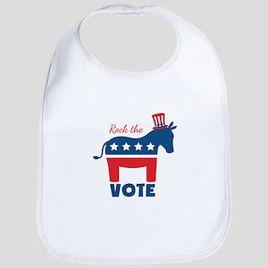 Rock The Vote Bib