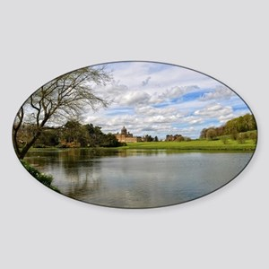 Castle Howard from the Lake Sticker