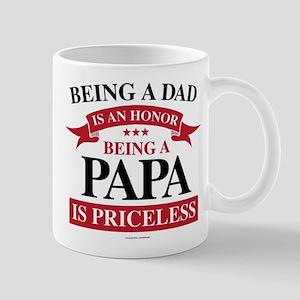 Being a Papa is Priceless Mugs