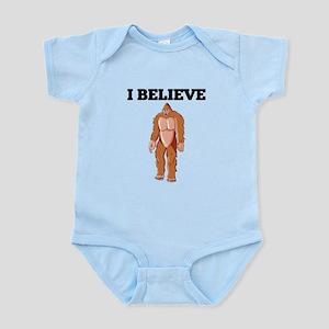 I Believe Bigfoot Body Suit