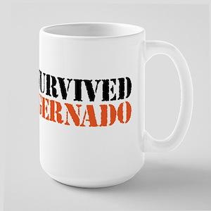 I Survived Tigernado Mugs