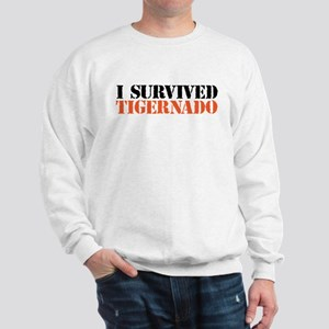 I Survived Tigernado Sweatshirt