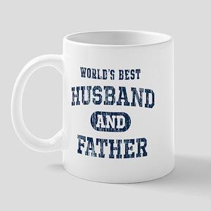 World's Best Husband and Father Mug