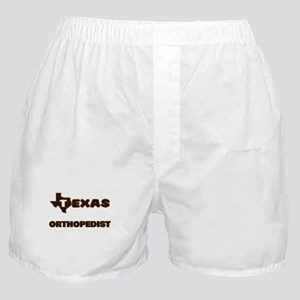 Texas Orthopedist Boxer Shorts
