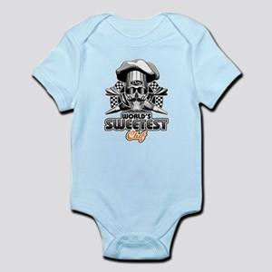 Pastry Chef: World's Sweetest Chef Infant Bodysuit