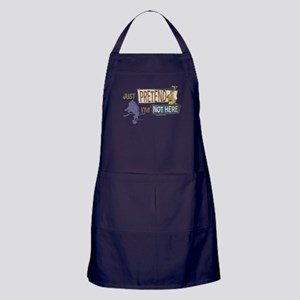 Ice Age Pretend Apron (dark)