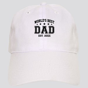 Personalized World s Best Dad Cap 1ac27cafd05d